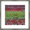 The Going Band From Raiderland Framed Print