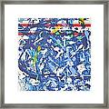 The Great Mother Duck Framed Print