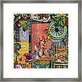 The Gypsy Framed Print