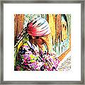 The Gypsy Framed Print
