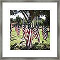The Healing Field Framed Print by Laurel Powell