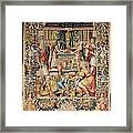 The History Of Hannibal Hannibals Oath Framed Print