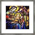 The Holy Child Framed Print