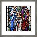 The Holy Family Framed Print