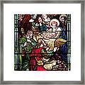 The Incarnation - Madonna And Child Framed Print