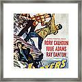 The Looters, Us Poster, Bottom Framed Print