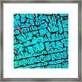 The Maze Framed Print
