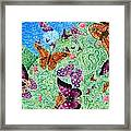 The Meadow Way Framed Print
