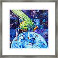 The Meek Shall Inherit The Parallel Universes Framed Print