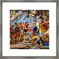 The Meeting Of Abraham And Melchizedek Framed Print