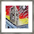 The Oxo Tower Framed Print