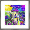 The Pastoral Dreamscape 20130730 Framed Print