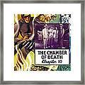 The Phantom, Us Poster, Tom Tyler Left Framed Print