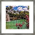 The Place To Relax Framed Print