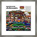 The Plymouth Rapid Transit System Framed Print