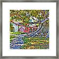 The Rancho Framed Print