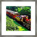 The Roy O. Disney Framed Print
