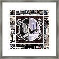The Royal Connaught Crest Photo Collage Framed Print