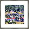 The Stanley A Grand Heritage Hotel Framed Print