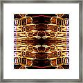 The Steps You Now Deny Followed You Here 2014 Framed Print