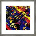 The Torn Fabric Of Life Framed Print