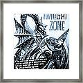 The Twilight Zone Framed Print