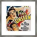 The Unseen, Us Poster Art, Top Gail Framed Print