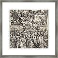 The Whore Of Babylon From The Apocalypse Framed Print
