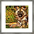 The Wildness In Me  Framed Print