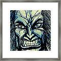 The Wolverine Framed Print by Michael Mestas