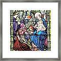 Three Wise Men - Visitation Of The Magi Framed Print