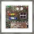 Time For An Iphone Upgrade 20130716 Framed Print by Wingsdomain Art and Photography