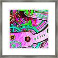 Time In Abstract 20130605p108 Framed Print by Wingsdomain Art and Photography