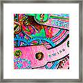 Time In Abstract 20130605p144 Framed Print by Wingsdomain Art and Photography