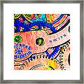 Time In Abstract 20130605p180 Long Framed Print by Wingsdomain Art and Photography