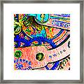 Time In Abstract 20130605p180 Framed Print