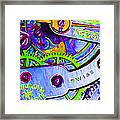 Time In Abstract 20130605p36 Framed Print