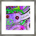 Time In Abstract 20130605p72 Long Framed Print