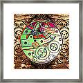 Time Machine 20130606 Framed Print by Wingsdomain Art and Photography