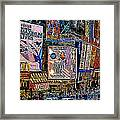 Time Square New York 20130430v3 Framed Print by Wingsdomain Art and Photography