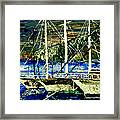 Time To Sail  Framed Print