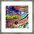 Time Waits For Nobody 20130605 Square Framed Print