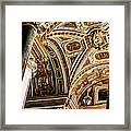 To See Heaven Framed Print
