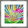 Today Is A New Day Framed Print