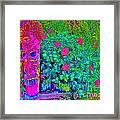 Tom Tiki Framed Print