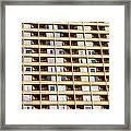 Toronto Apartment Building Framed Print