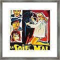 Touch Of Evil, Aka La Soif Du Mal, Left Framed Print