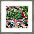 Tour De France 2014 Framed Print