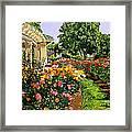 Tournament Of Roses II Framed Print