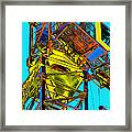 Towering 5 Framed Print